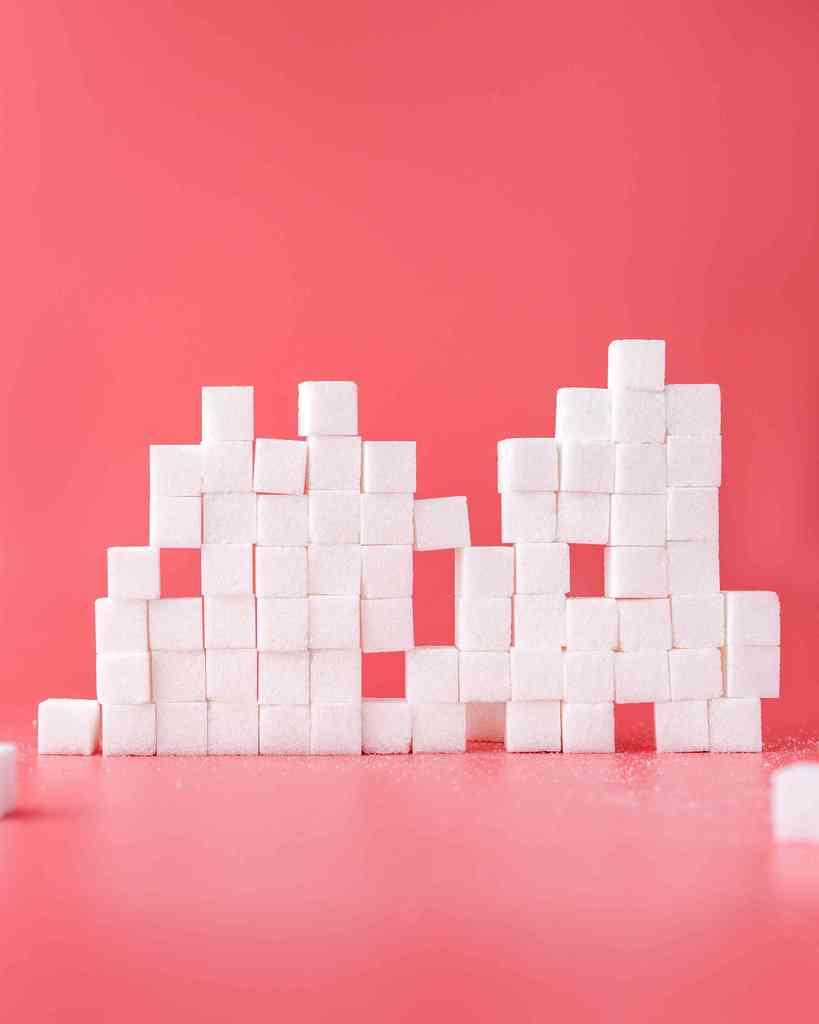 Calorieën uit suiker zijn gevaarlijk