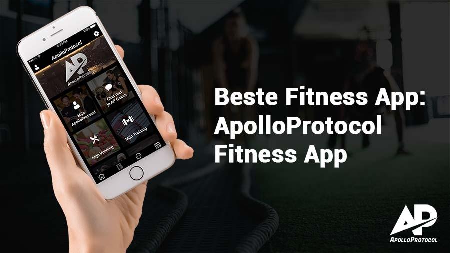 Beste fitness app van Nederland.