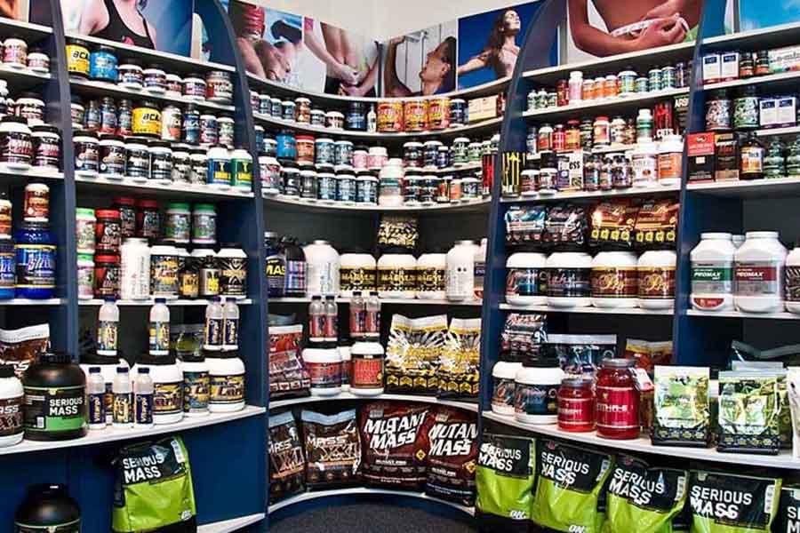 Overvloed aan supplementen