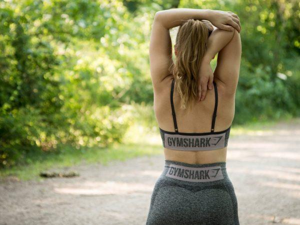 afvallen vrouw sporten