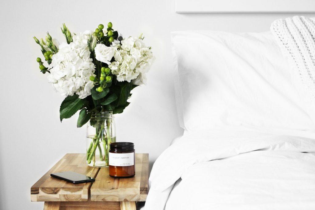 plant in slaapkamer voor beter slapen