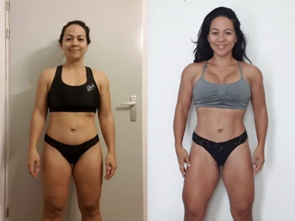 snel afvallen gewicht vrouw