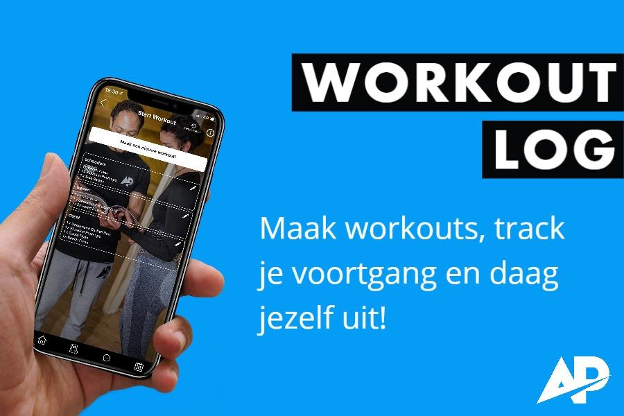 Maak je eigen fitness schema's met een fitness schema app.