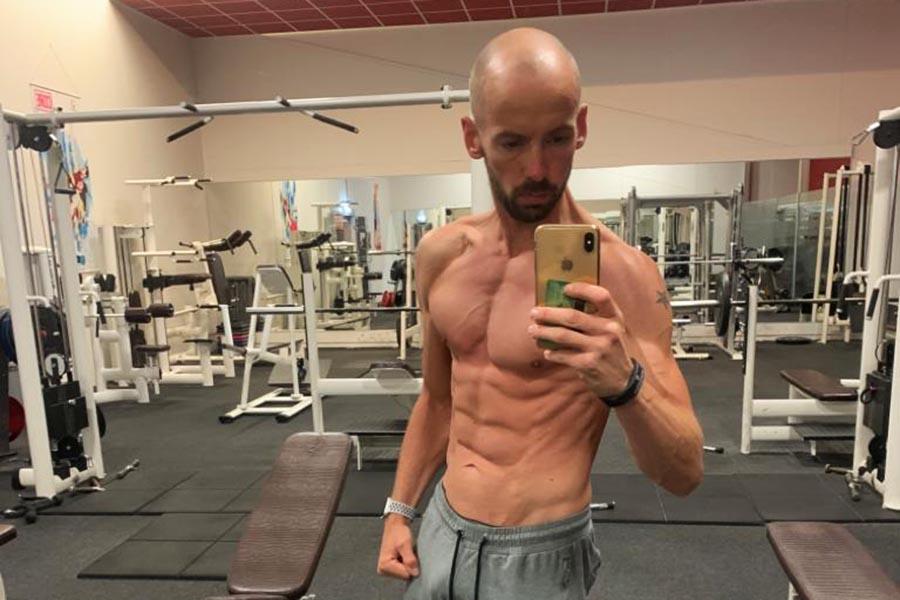 Geweldig resultaat afvallen met fitness.