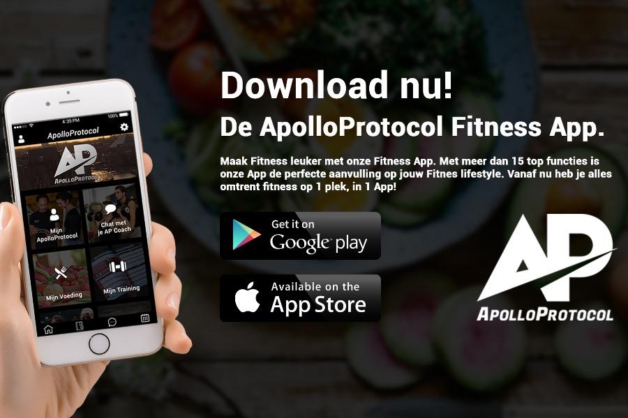 De beste gratis fitness app is de ApolloProtocol app.