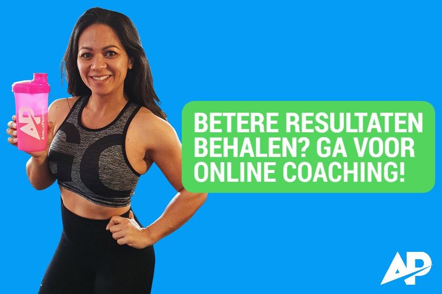 Bestel online coaching