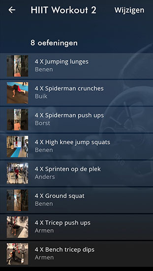 HIIT Workout 2 ApolloProtocol fitness app