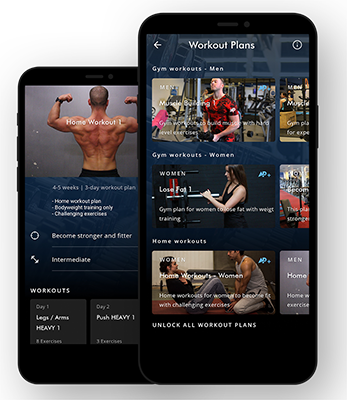 Beste workout app gratis