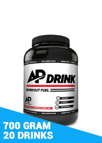 AP Workout Drink - 700 gram