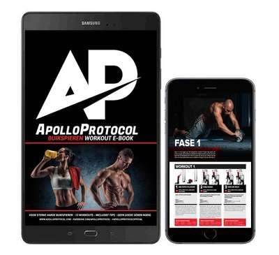 AP Buikspieren workout E-book