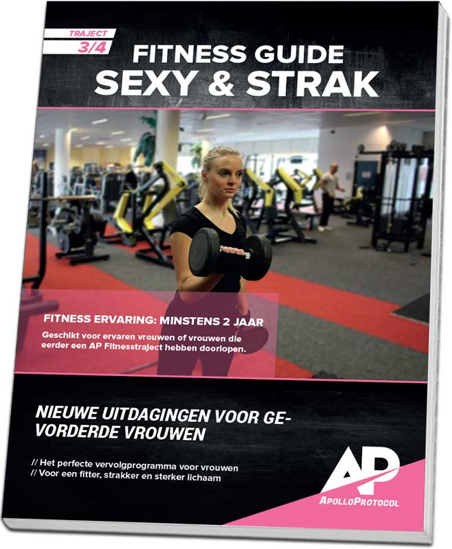 Vrouwen - Fitness Guide Sexy & Strak