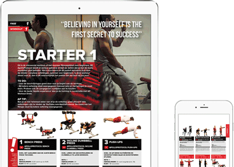 gratis workout e-book